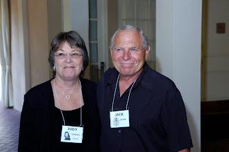 Photo: Judy Carrol Eaton and Jack Eaton