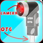 USB OTG camera endoscope & android [webcam test] icon