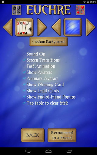 Euchre Free screenshot 21
