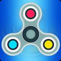 Fidget Spinner - Hand Finger Spinner Simulator icon