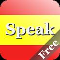 Speak Spanish Free icon
