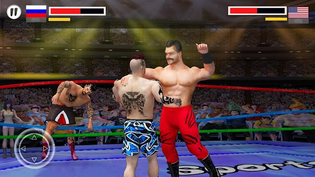 Wrestling Fight Revolution 17