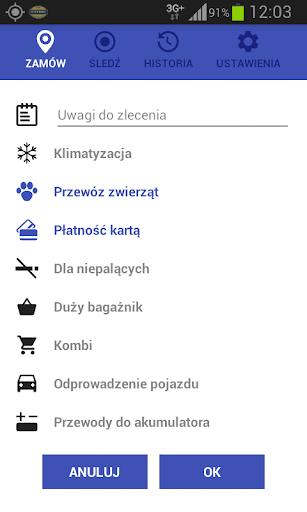 Taxi Kopernik Zabrze ss3