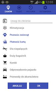 Taxi Kopernik Zabrze - náhled
