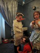 Конкурсы на детский день рождения в стиле мультфильма