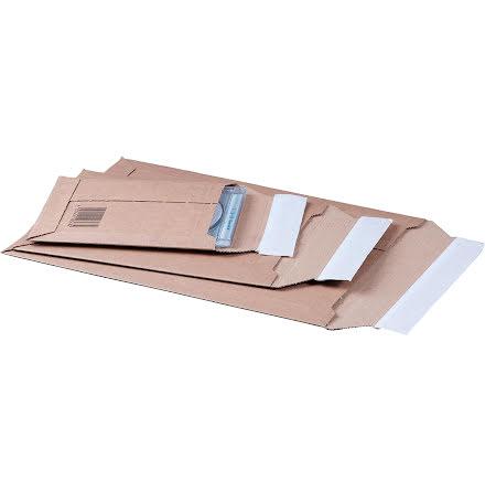 Miniwellpåse A5+        brun