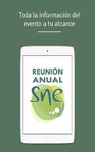 Reunión Anual SNE - náhled