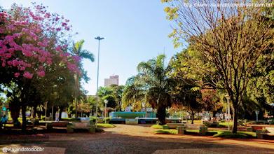 Photo: Paranaíba - Praça da República