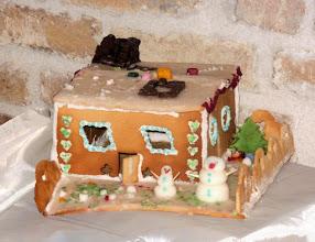 Photo: Wystawa świątecznych pierników (prace dzieci) w podziemiach bazyliki w Esztergomie (47)
