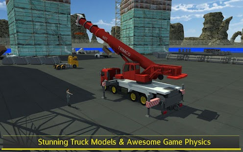 Construction & Crane SIM 2- screenshot thumbnail
