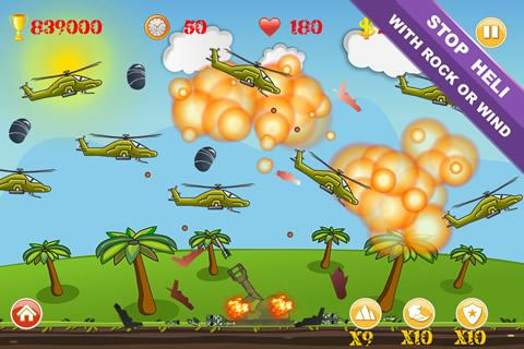 Code Triche Heli Invasion mod apk screenshots 5