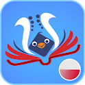 Lyrebird: Learn POLISH icon