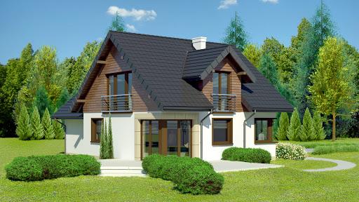 projekt Dom przy Cyprysowej 36