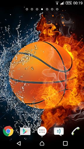 バスケットボールの壁紙4K