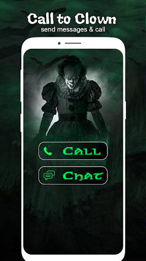 Pennywise's Clown Call & Chat Simulator ClownIT screenshot 1
