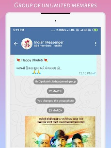 Indian Messenger Mod Apk- Indian Social Network-Indian Chat 10