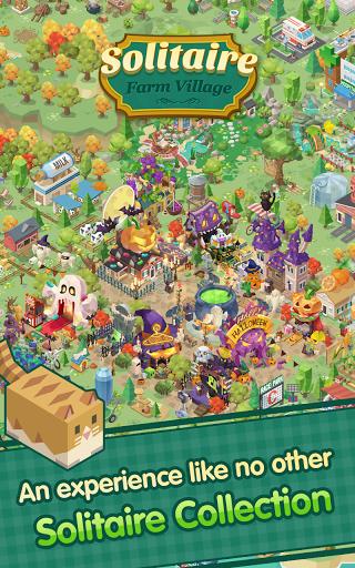 Solitaire Farm Village 1.6.7 screenshots 1
