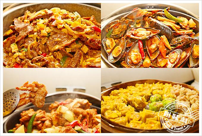 蓮潭國際會館西餐廳