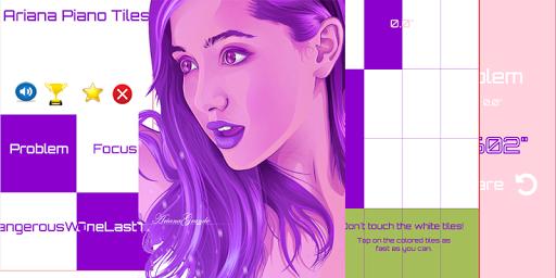 Ariana Grande Piano Tiles|玩音樂App免費|玩APPs