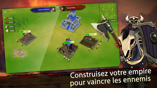 Télécharger Gratuit War of Kings: stratégie mobile apk mod screenshots 6