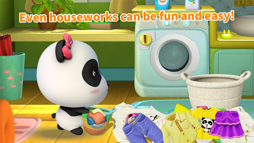 Cleaning Fun - Baby Panda Apk 2