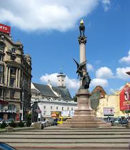 Photo: Pomnik Adama Mickiewicza