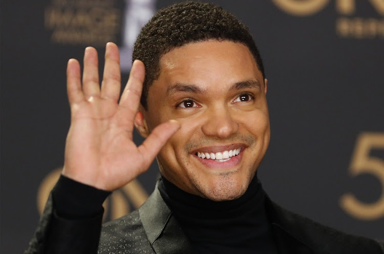 Trevor Noah and 'The Daily Show' both won big at the NAACP Image Awards.