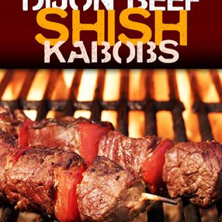 Dijon Beef Shish Kabobs