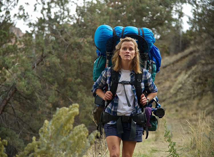 A still from the movie 'Wild', adapted from the book by Cheryl Strayed.