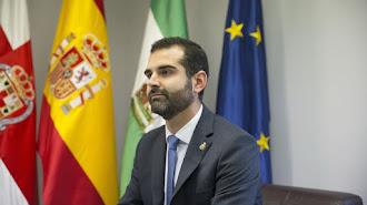 El alcalde de Almería, Ramón Fernández-Pacheco.