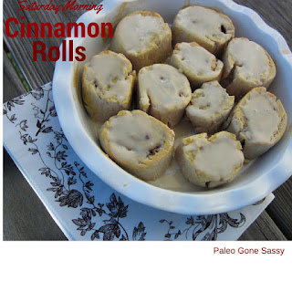 Saturday Morning Cinnamon Rolls.
