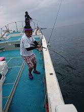 Photo: 漁師みたいな、柄悪いあんちゃんみたいな 「第八文丸」のスケベ船長フィーッシュ!