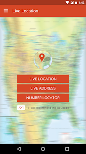 Live Mobile Location Tracker- screenshot thumbnail