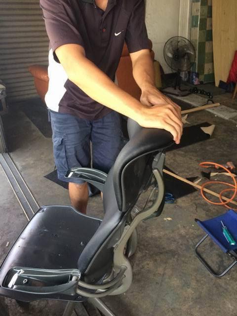 Humanscale品牌電腦椅