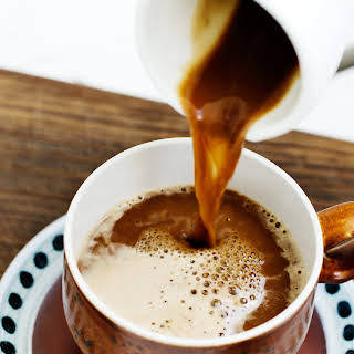 Bulletproof Coffee.