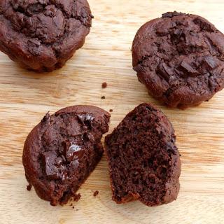 Rice Flour Muffins Chocolate Recipes