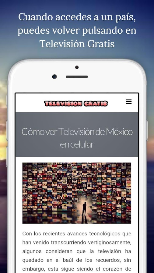 Televisión Gratis Review- screenshot