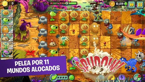 Plants vs Zombies 2 Free  trampa 1