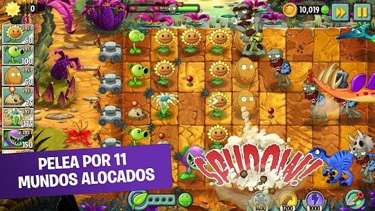 Plants vs Zombies 2 (MOD) 1