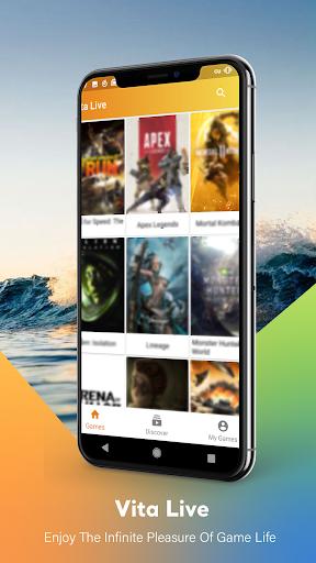 Vita Music screenshot 3