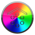 Smart Launcher theme rainbow icon