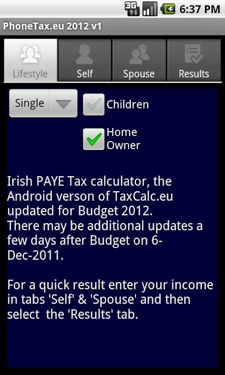 Take Home Pay Calculator 2020.Phonetax Eu Eire Taxcalc 2020 Android Apps Appagg
