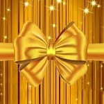 Golden Bow Theme Icon