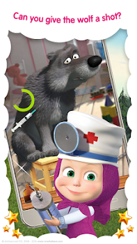 Masha and the Bear: Vet Clinic
