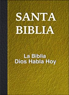 Biblia Dios Habla Hoy (DHH) Gratis - náhled