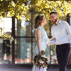 Wedding photographer Irina Lysikova (Irinakuz9). Photo of 02.10.2018