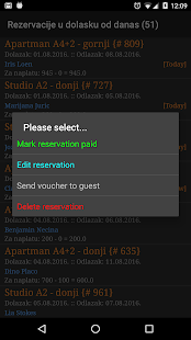 Booking calendar - sync all your reservations- screenshot thumbnail