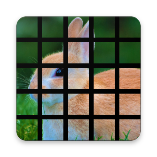 Adorable Rabbit Tile Puzzle Game file APK for Gaming PC/PS3/PS4 Smart TV