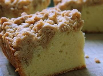 Donna's East Coast Inspired Crumb Cake Recipe