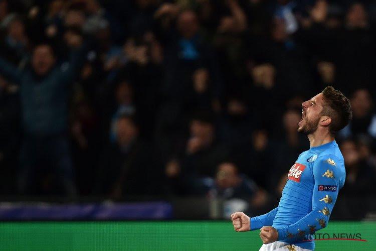 Serie A : Mertens encore buteur, Kums et Bastien gagnent avec l'Udinese et le Chievo